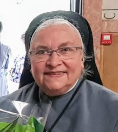 Sr Marguerite Bernard