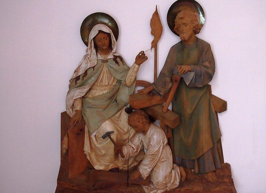 Dimanche 29 décembre : Fête de la Sainte Famille