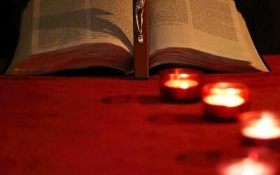 Horaires de messes de la semaine Sainte