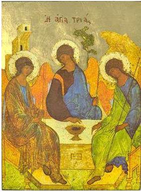 La Sainte Trinité : un Dieu vivant
